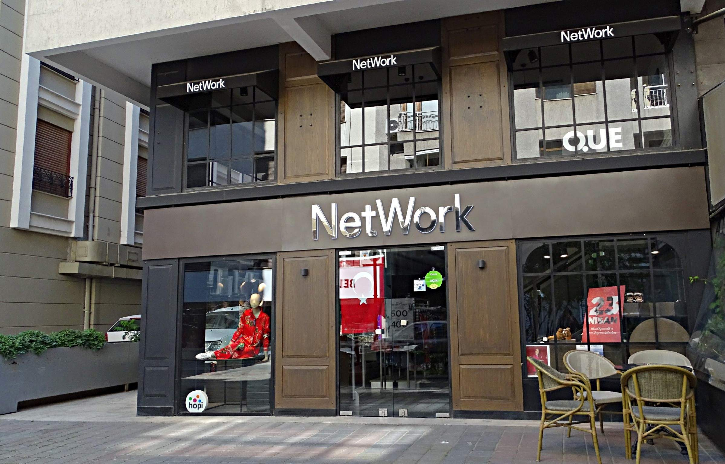 Network / Alsancak
