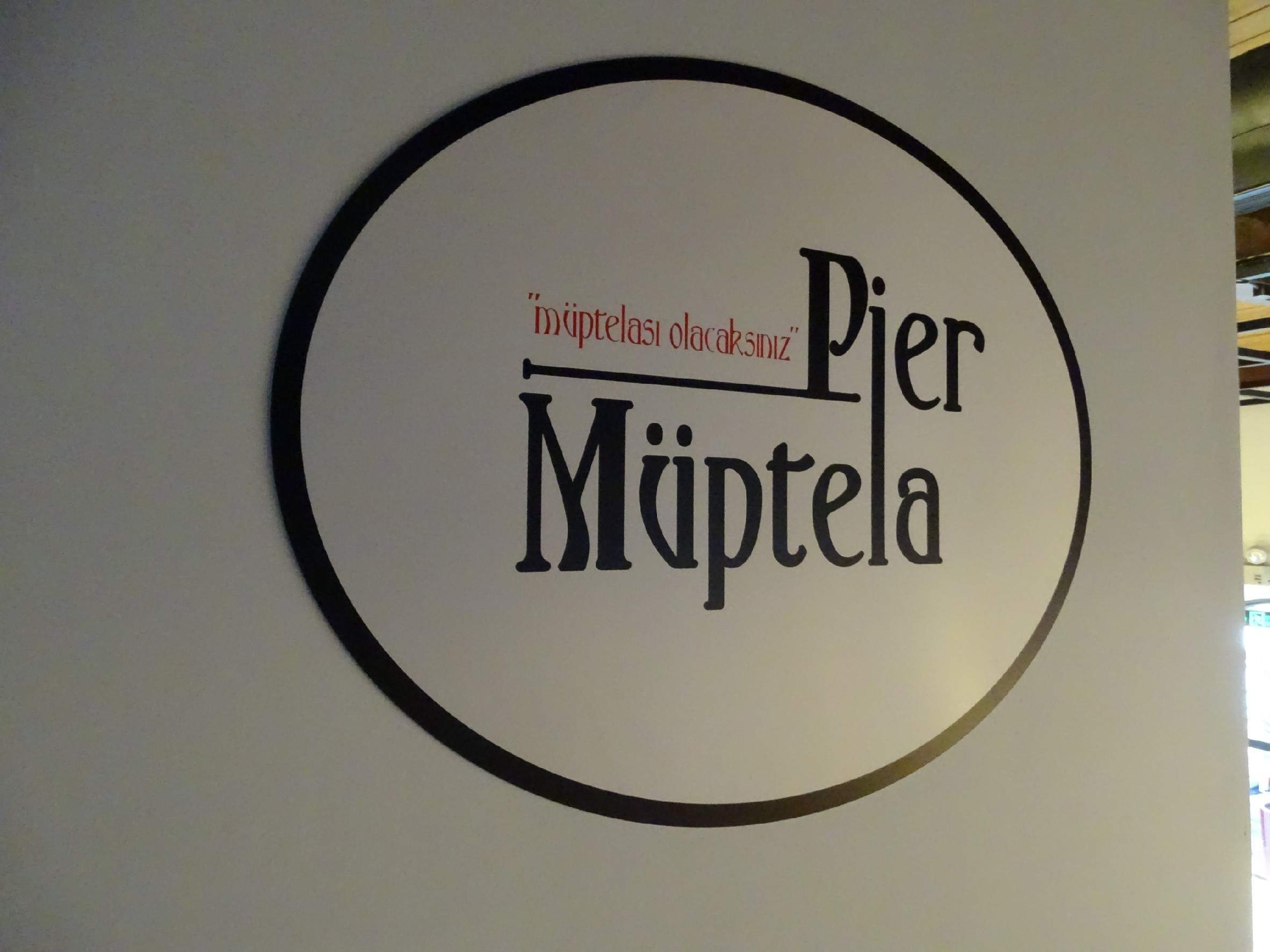 Pier Müptela / Konak Pier